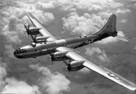 Roswell crashed alien spacecraft intercepted by B29 Superfortress and possibly shot doen