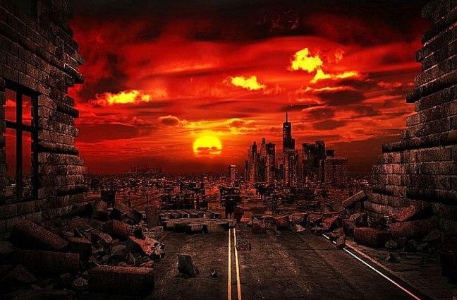 Roswell alien encounter to reveal Armageddon
