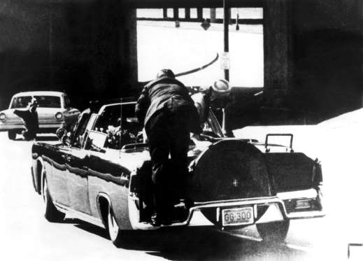 Roswell played a part in Kennedy assassination